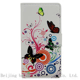 Top Original Wallet Flip PU Leather Case For Samsung galaxy Trend Duos GT - S7562 S7562 Phone Cases Cover With Stand Function - Hespirides Gifts - 12