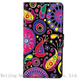 Top Original Wallet Flip PU Leather Case For Samsung galaxy Trend Duos GT - S7562 S7562 Phone Cases Cover With Stand Function - Hespirides Gifts - 23