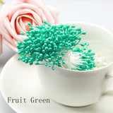 Wholesale Multi Color 3mm (500pcs/lot) Pearl Flower Stamen Floral Stamen For DIY Cake/Wedding Decoration Artificial Flowers - Hespirides Gifts - 15
