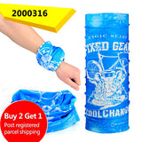 Buy Two Get One CoolChange Bicycle Seamless Bandanas Summer Outdoor Sport bandanas Ride Mask Bike Magic Scarf Cycling Headband - Hespirides Gifts - 4