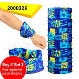 Buy Two Get One CoolChange Bicycle Seamless Bandanas Summer Outdoor Sport bandanas Ride Mask Bike Magic Scarf Cycling Headband - Hespirides Gifts - 2