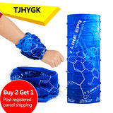 Buy Two Get One CoolChange Bicycle Seamless Bandanas Summer Outdoor Sport bandanas Ride Mask Bike Magic Scarf Cycling Headband - Hespirides Gifts - 22