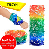 Buy Two Get One CoolChange Bicycle Seamless Bandanas Summer Outdoor Sport bandanas Ride Mask Bike Magic Scarf Cycling Headband - Hespirides Gifts - 12