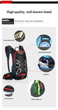 HOT ANMEILU Outdoor Sport Water Bags Cycling Backpack Waterproof military Tactical Climbing Camping Hiking Sport Bag Camelback - Hespirides Gifts - 7