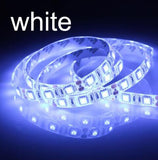 DC12V 1/2/3/4/5M Flexible 5050 LED Lighting Strip 60leds/m waterproof SMD Fita Ribbon 3M RGB Tape Car lamp Home Decor Car lamp - Hespirides Gifts - 2