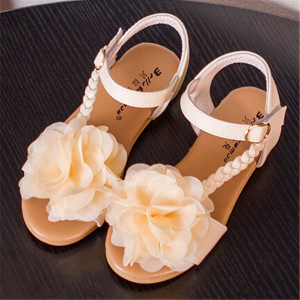 Cute girls sandals fashion design girl shoes high quality summer child sandals casual kids sandals - Hespirides Gifts - 2