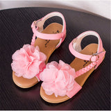 Cute girls sandals fashion design girl shoes high quality summer child sandals casual kids sandals - Hespirides Gifts - 3