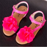Cute girls sandals fashion design girl shoes high quality summer child sandals casual kids sandals - Hespirides Gifts - 5