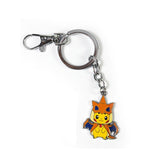 New Pokemon action figure toys Mini Cute Cartoon Pikachu Bulbasaur Eevee Mega Charizard Keychain Keyring Pendant Collect Gift - Hespirides Gifts - 13