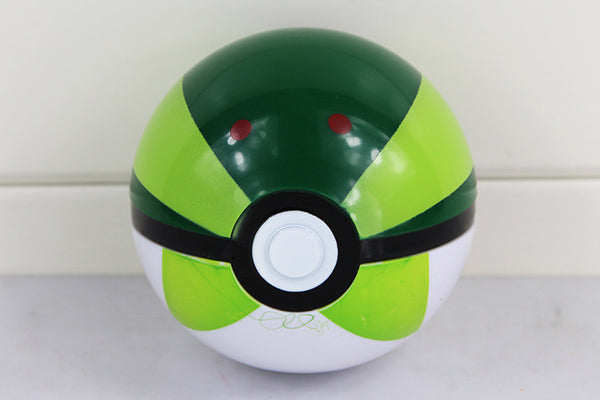 Pokemon Ball Figures ABS 13style Anime Action Figures Pokemon PokeBall Ash Toys Pokemon Ball Toys Pokeball Doll 7cm