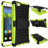 For Huawei P8 Lite Case Heavy Duty Armor Shockproof Hybrid Hard Soft Silicone Rugged Rubber Phone Case Cover For P8 Lite (< - Hespirides Gifts - 5