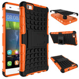 For Huawei P8 Lite Case Heavy Duty Armor Shockproof Hybrid Hard Soft Silicone Rugged Rubber Phone Case Cover For P8 Lite (< - Hespirides Gifts - 9