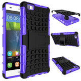For Huawei P8 Lite Case Heavy Duty Armor Shockproof Hybrid Hard Soft Silicone Rugged Rubber Phone Case Cover For P8 Lite (< - Hespirides Gifts - 7