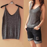 Hot sale New Ladies Multicolor Sleeveless Bodycon Women Bustier Cotton T-shirt Tank Top Women Vest Tops Fitness Women F823 - Hespirides Gifts - 1
