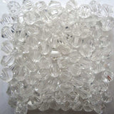 Light Colors 100pcs 4mm Bicone Austria Crystal Beads charm Glass Beads Loose Spacer Bead for DIY Jewelry Making - Hespirides Gifts - 13