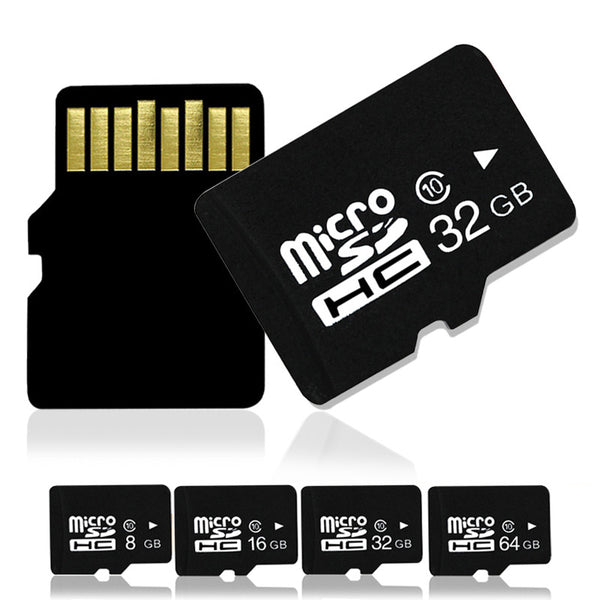 Micro SD Memory Card Real Capacity 4GB 8GB 16GB 32GB Microsd TF Memory card Flash Drive Memory Stick Best Gift ing - Hespirides Gifts