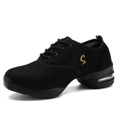 Fitness breathable teachers latin salsa jazz modern dance shoes women brand dancing sneakers ladies shoes zapatos danza 801 - Hespirides Gifts - 2