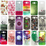 Soft Beautiful Pattern TPU Case For Samsung Galaxy J7 J7008 J700F SM-J700F SM-J7008 Mobile Phone Rubber Silicone Bag Cover Cases - Hespirides Gifts - 1