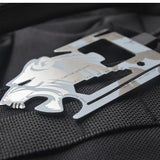 Multi-function Knife Survival Camping Mini Credit Card Pocket iron Knife EDC Multi Function Opener Tactical Tool - Hespirides Gifts - 2