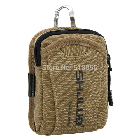 NEW SPORT men's travel wallet Purse bags waist bag EDC casual OUTDOOR molle belt pouch Cell phone pocket - Hespirides Gifts - 1