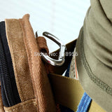 NEW SPORT men's travel wallet Purse bags waist bag EDC casual OUTDOOR molle belt pouch Cell phone pocket - Hespirides Gifts - 12