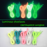 Luminous shoelace glowing casual led shoes Strings Athletic Shoes Party Camping shoelaces for growing shoes canvas shoes - Hespirides Gifts - 1