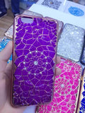 "Luxury Bling Diamond Case For iphone 6 Case For iphone 6S 6 Plus i6 4.7/5.5"" Soft Silicone Thin Cover Electroplating Phone Cases - Hespirides Gifts - 2"