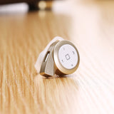 Mini Snails Gold Stereo Bluetooth Earphone Wireless Hand for iPhone Samsung Hot - Hespirides Gifts - 1
