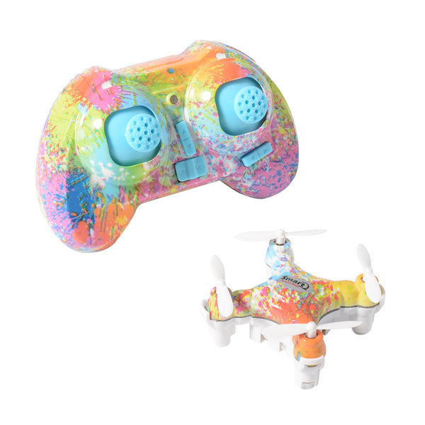 Cheerson CX-10D Mini Nano Drone RC Quadcopter 2.4G 6-axis with Altitude Hold RC198/RC199 - Hespirides Gifts - 2