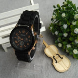 Relojes mujer 2016 Fashion Geneva Watch Women Ladies Quartz Watch Silicone Strap relogio feminino Wristwatch Dress Women Watches - Hespirides Gifts - 7