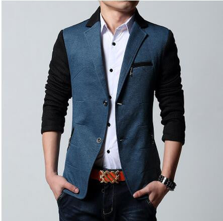 British style men coat the classical and fashionable men blazer slim fit excellently in quality and reasonable in price - Hespirides Gifts - 1
