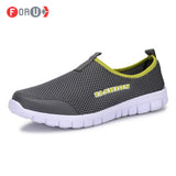 New Summer Casual Shoes Men Woman Network Soft Breathable Shoes trainers Light shoes Mesh Breathable Fashion shoes - Hespirides Gifts - 1