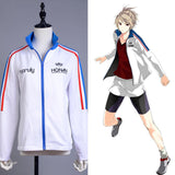 High Quality Prince of Stride Honan Academy School Riku Yagami Sportswear Jacket Cosplay Costume Plus Size Unisex - Hespirides Gifts - 1