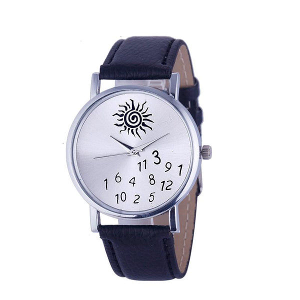 Watches For Women Hot Women Leather Watch Whatever I am Late Anyway Letter Female Luxury Simple Wristwatch Relojes mujer - Hespirides Gifts - 11