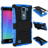 For LG Magna Case G4c H502F H525N H500F H522Y Heavy Duty Armor Shockproof Hybrid Hard Silicone Rubber Cover For LG G4 Mini ^< - Hespirides Gifts - 6
