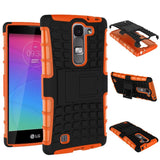 For LG Magna Case G4c H502F H525N H500F H522Y Heavy Duty Armor Shockproof Hybrid Hard Silicone Rubber Cover For LG G4 Mini ^< - Hespirides Gifts - 7
