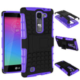 For LG Magna Case G4c H502F H525N H500F H522Y Heavy Duty Armor Shockproof Hybrid Hard Silicone Rubber Cover For LG G4 Mini ^< - Hespirides Gifts - 2