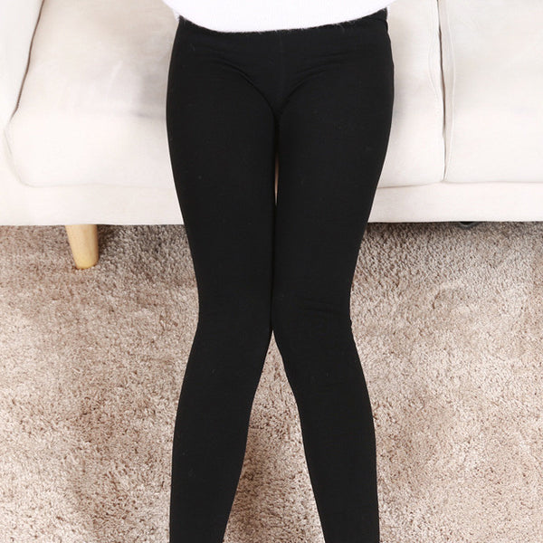 New Spring Autumn Winter Ankle Length Trousers Women Leggings Velvet Warm Leggins Sexy Legins Jeggings 100g Pants Clothing - Hespirides Gifts - 3