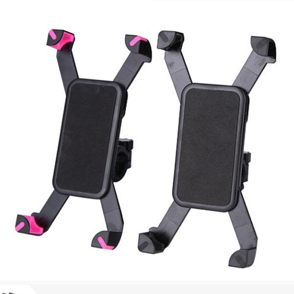 Universal Motorcycle MTB Bike Bicycle Handlebar Cell Phone Mount Holder Fit For Mobile Phone From 3.5 inch to 6.5 inch. - Hespirides Gifts