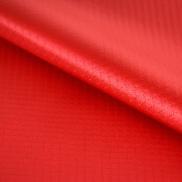 Red 1.7Yard Wide x 10Yards Long Lightweight Coated Ripstop Nylon Fabric Outdoor Waterproof Kite Fabric Tent Making Material - Hespirides Gifts