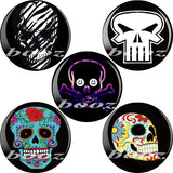 wholesale body jewellery picture piercing acrylic ear earrings plug flesh tunnel gauges AE-1073 - Hespirides Gifts - 1