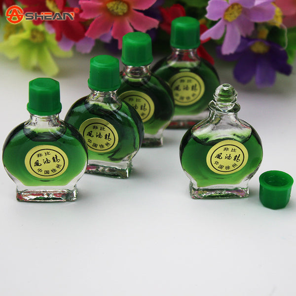 Fengyoujing Anti-itch Mosquito Bite Itching,Mosquito Repellent Liquid ,Essential Balm Cool And Refreshing Oil Relieve Pain 3ml - Hespirides Gifts