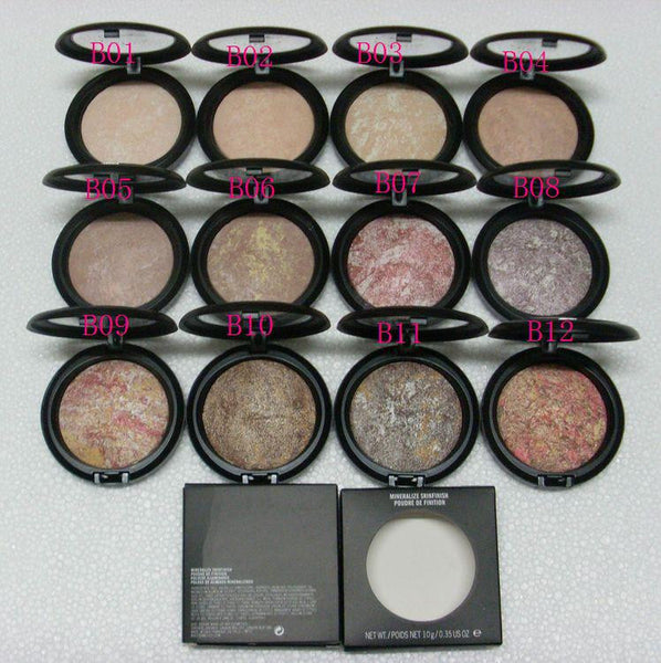New Makeup MINERALIZE SKINFINISH NATURAL FACE POWDERS 10g (12pcs) - Hespirides Gifts - 2
