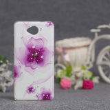 Luxury Flower Printing Case for Microsoft Nokia Lumia 650 Silicon Soft Phone Cases Cover for Nokia Lumia 650 TPU Covers Shell - Hespirides Gifts - 13