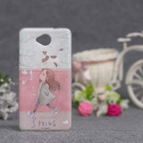 Luxury Flower Printing Case for Microsoft Nokia Lumia 650 Silicon Soft Phone Cases Cover for Nokia Lumia 650 TPU Covers Shell - Hespirides Gifts - 20