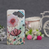 Luxury Flower Printing Case for Microsoft Nokia Lumia 650 Silicon Soft Phone Cases Cover for Nokia Lumia 650 TPU Covers Shell - Hespirides Gifts - 9