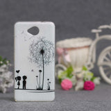 Luxury Flower Printing Case for Microsoft Nokia Lumia 650 Silicon Soft Phone Cases Cover for Nokia Lumia 650 TPU Covers Shell - Hespirides Gifts - 3