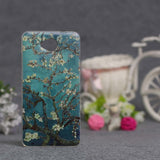 Luxury Flower Printing Case for Microsoft Nokia Lumia 650 Silicon Soft Phone Cases Cover for Nokia Lumia 650 TPU Covers Shell - Hespirides Gifts - 10