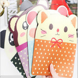 Cartoons Mouse Pad Portable Korea Stationery Cute Creative Cartoon Panda Bear Little Animal Shapes Personalized - Hespirides Gifts - 1