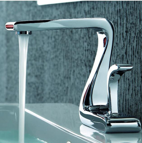 Groh Faucet basin crane bathroom water faucet basin mixer bathroom faucet torneira faucet water tap brass mixers - Hespirides Gifts
